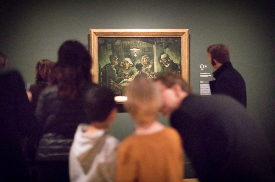 Van Gogh Museum | Kidsweek