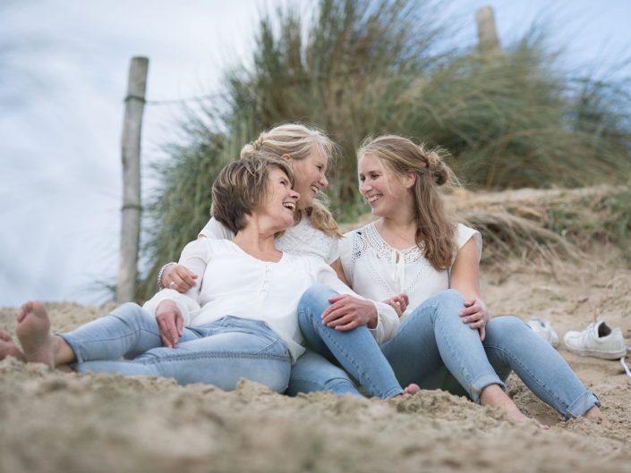 Moeder en dochters