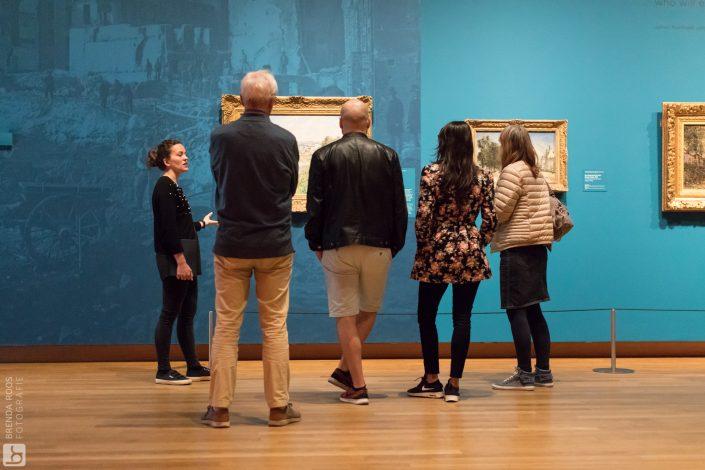 Fotoreportage Van Gogh Museum