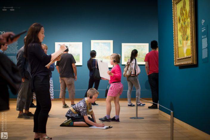 Fotoreportage Van Gogh Museum Amsterdam