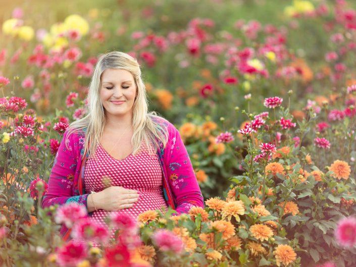 fotograaf Hilversum zwanger