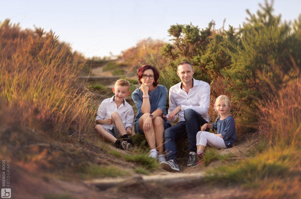 Posbank | Fotoshoot met gezin
