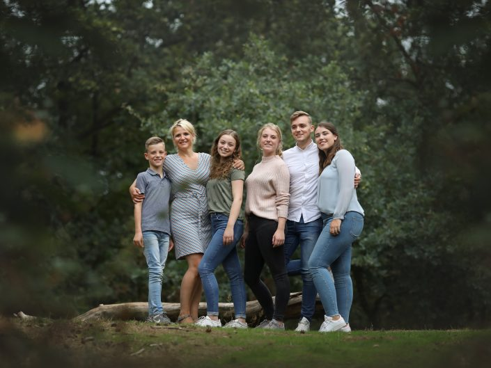 Familie fotoshoot | Herfst in Doetinchem