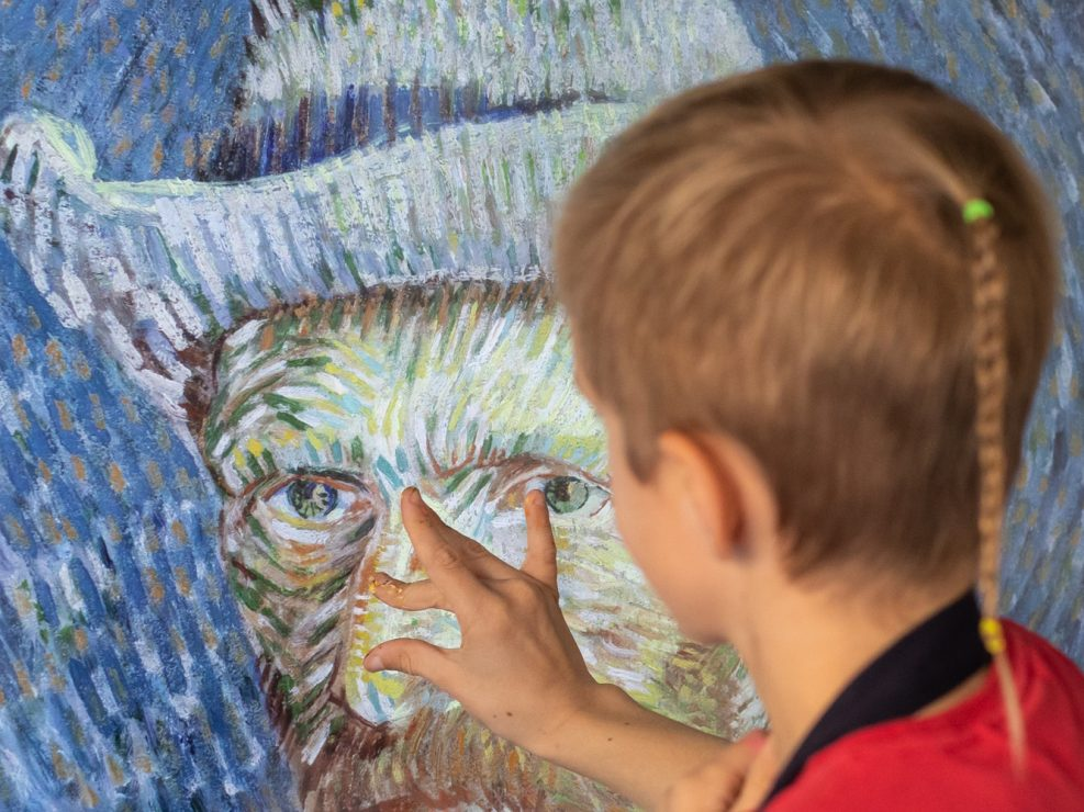 Fotoreportage Van Gogh Museum Fotograaf evenementen