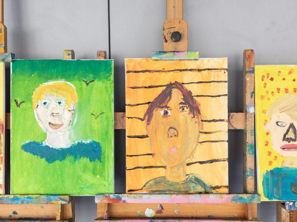 kinderfotograaf lelystad vangogh museum activiteiten verjaardagsfeestje