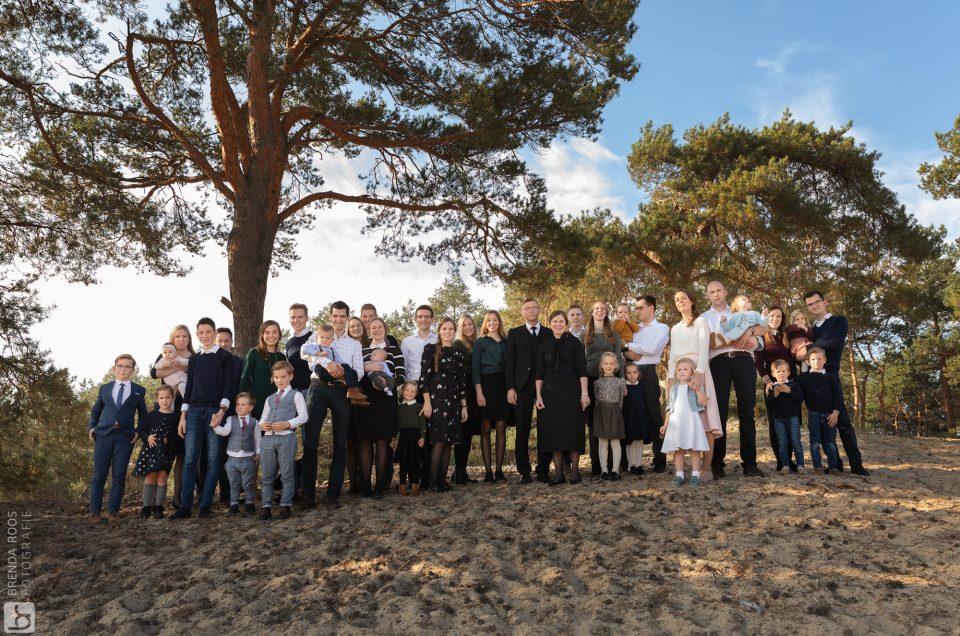 familie portret veluwe zandverstuiving gezin familiefotograaf