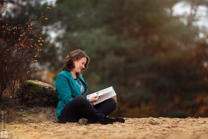 Natuurlijk licht fotograaf zandverstuiving de zoom doornspijk fotoshoot Happy Vitality