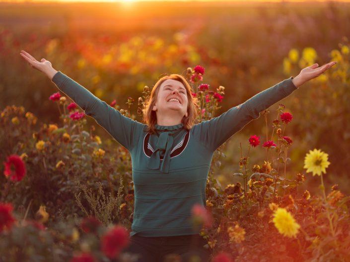 Happy Vitality | Fotoshoot in november