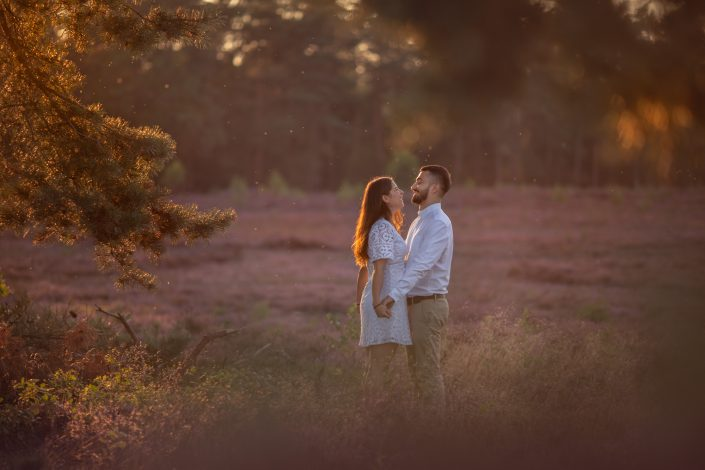 Loveshoot paarse heide
