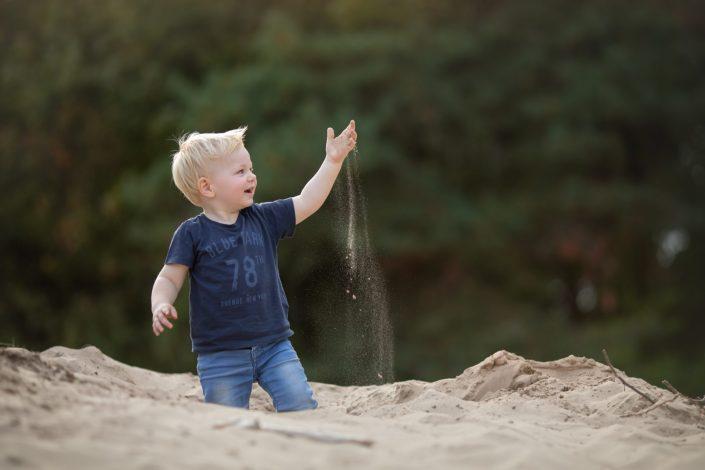 fotoshoot Veluwe familie fotograaf Lelystad Doornspijk