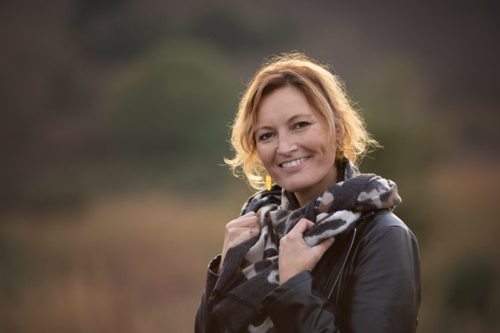 portret fotograaf fotoshoot Veluwe Posbank Lelystad