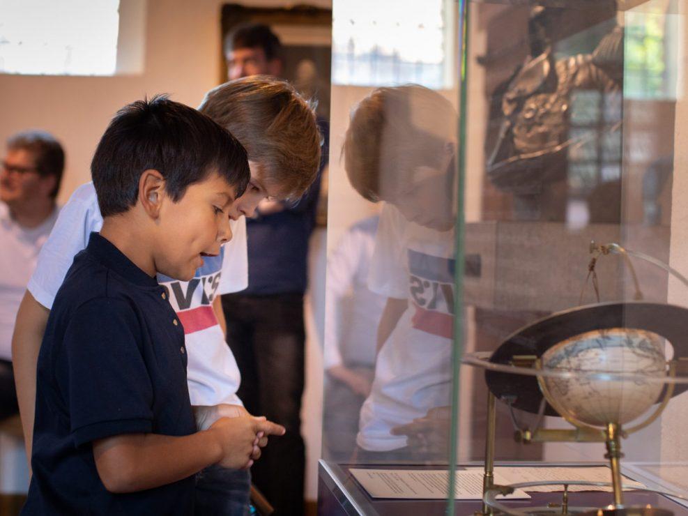 Escape Route Verloren Verhaal Gelderland Museum Elburg gezin test