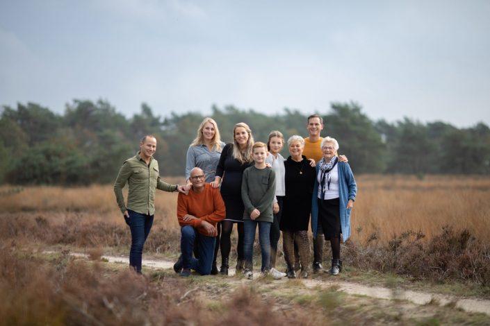 familie fotograaf bos en heide amsterdam