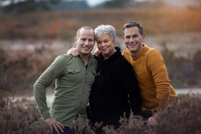familie fotograaf bos en heide hilversum