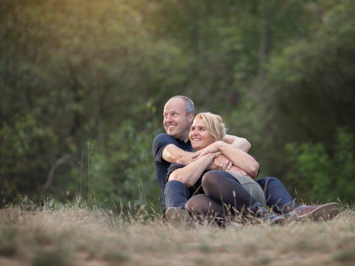 couple goals veluwe familie gezin fotoshoot gouden uur heide fotograaf Lelystad