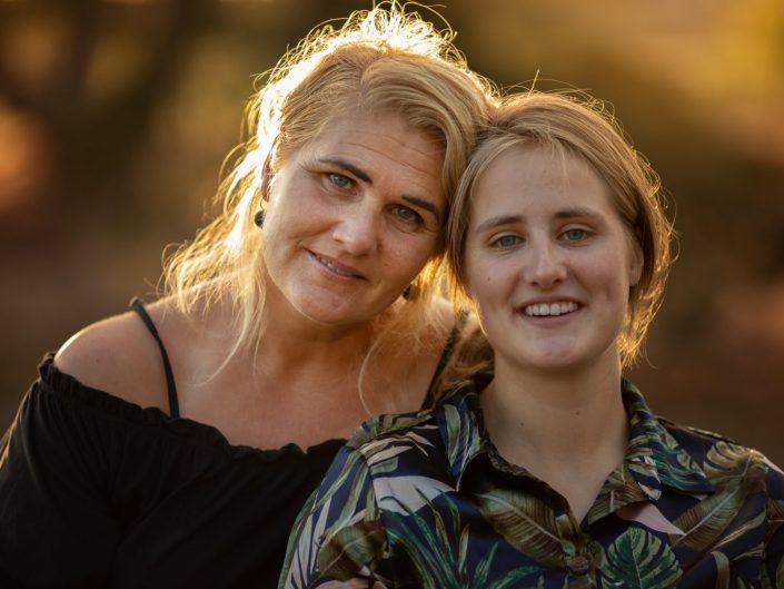 veluwe familie gezin fotoshoot gouden uur heide fotograaf Hilversum