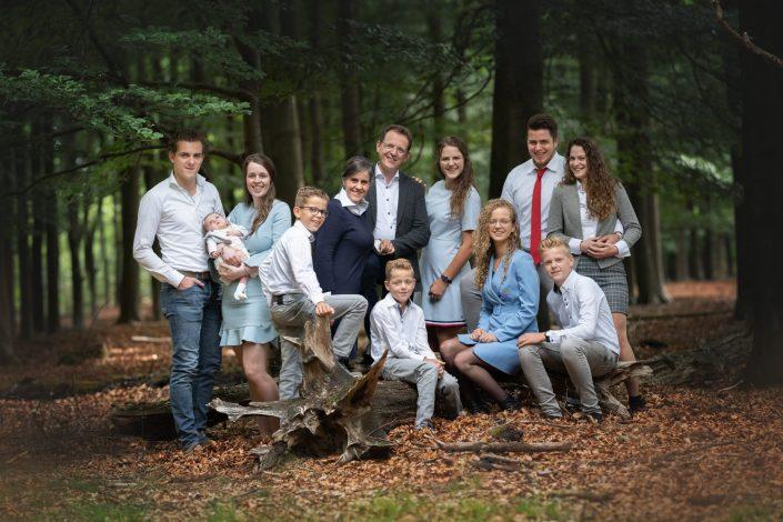 Veluwe Familie fotograaf