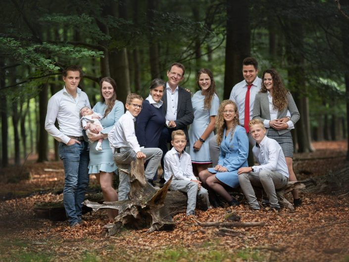Planken Wambuis - Familie Fotoshoot