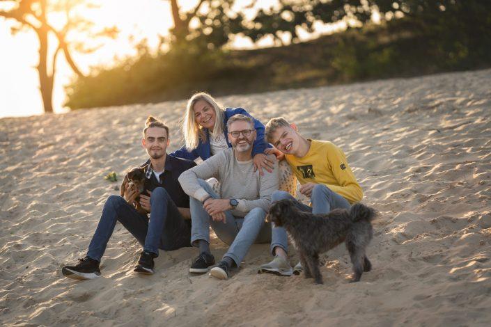 familiefotoshoot fotograaf Doornspijk Elburg