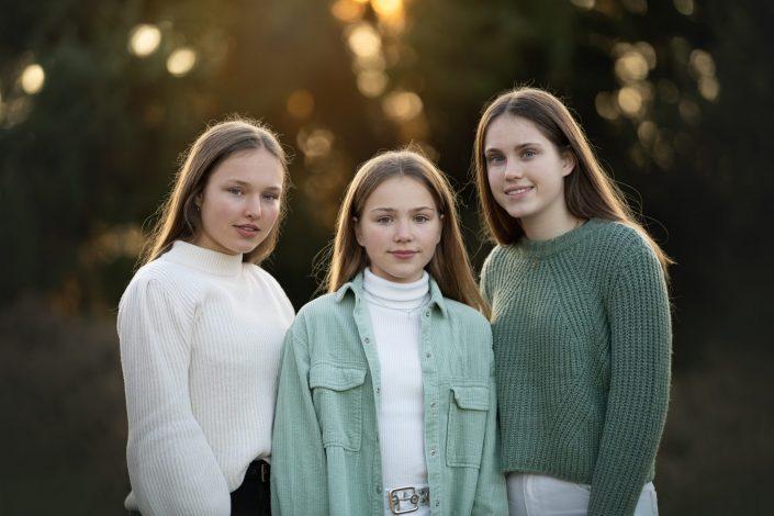 Familieportret dronten
