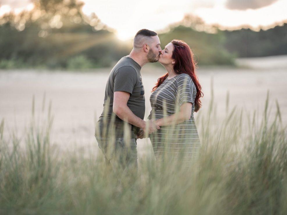 zwanger veluwe lelystad fotoshoot