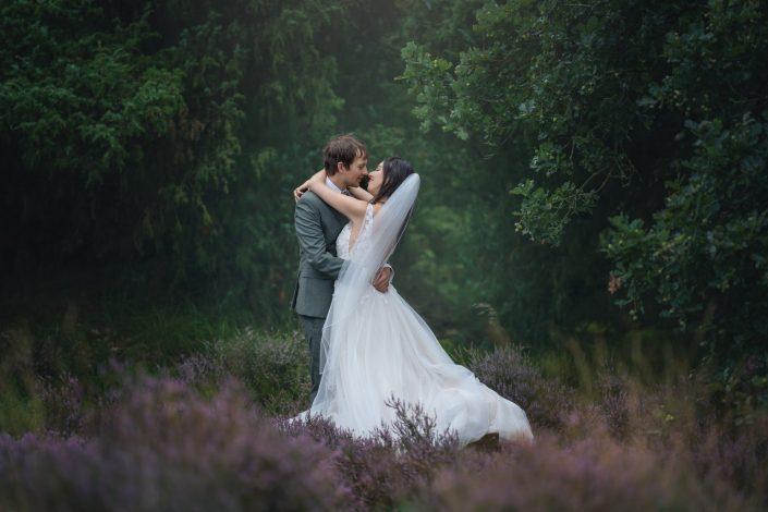 rainy wedding regen trouwen